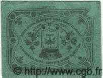 Bon Pour 5 Centimes ALGÉRIE  1915  TTB+