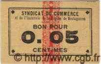 Bon Pour 5 Centimes ALGÉRIE  1915  pr.NEUF