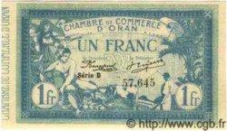 1 Franc ALGÉRIE  1915 JP.02 NEUF