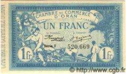 1 Franc ALGÉRIE  1915 JP.05 NEUF