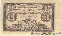 50 Centimes ALGÉRIE  1920 JP.10 SPL