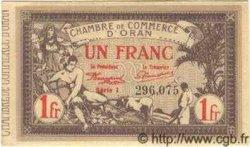 1 Franc ALGÉRIE Oran 1920 JP.11 pr.NEUF