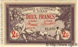 2 Francs ALGÉRIE  1920 JP.12 NEUF