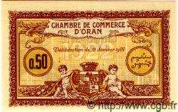 50 Centimes ALGÉRIE  1922 JP.16 NEUF