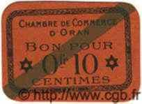 10 Centimes ALGÉRIE  1920 JP.39 NEUF