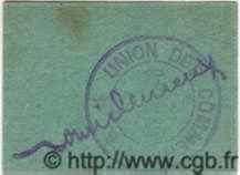 25 Centimes ALGÉRIE Orleansville 1915  SPL