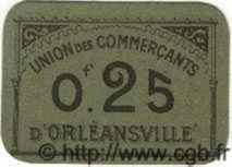 25 Centimes ALGÉRIE Orleansville 1915 JPCV.12 SPL