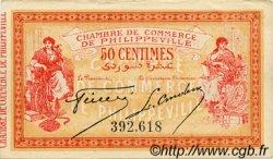 50 Centimes ALGÉRIE Philippeville 1914 JP.142.05 SUP+
