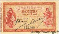 50 Centimes ALGÉRIE Philippeville 1914 JP.142.05 NEUF