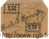 50 Centimes ALGÉRIE  1916  SPL
