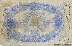 50 Francs ALGÉRIE  1877 P.013 pr.TB