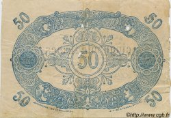 50 Francs ALGÉRIE  1904 P.073x TB