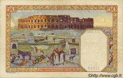 50 Francs ALGÉRIE  1940 P.016a pr.TTB