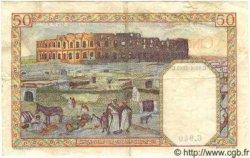 50 Francs ALGÉRIE  1942 P.016a pr.TTB