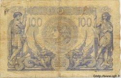 100 Francs ALGÉRIE  1911 P.018 pr.TB
