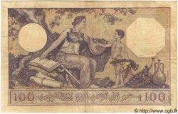 100 Francs ALGÉRIE  1921 P.019 TB
