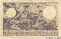 100 Francs ALGÉRIE  1932 P.019 TTB
