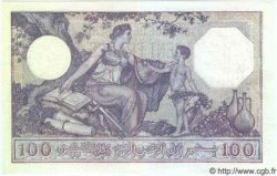 100 Francs ALGÉRIE  1936 P.081b SPL