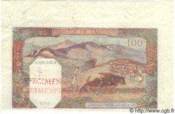 100 Francs ALGÉRIE  1945 P.085es SPL