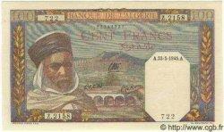 100 Francs ALGÉRIE  1945 P.020a NEUF