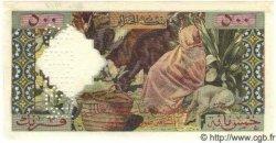 500 Francs ALGÉRIE  1958 P.026s NEUF