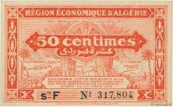 50 Centimes ALGÉRIE  1944 P.097b NEUF