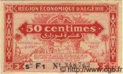 50 Centimes ALGÉRIE  1944 P.097b SUP+