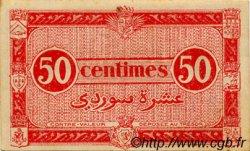 50 Centimes ALGÉRIE  1944 P.100 TTB