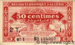 50 Centimes ALGÉRIE  1944 P.100 SUP+
