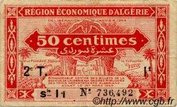 50 Centimes ALGÉRIE  1944 P.100 TB à TTB
