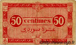 50 Centimes ALGÉRIE  1944 P.100 TB
