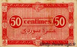 50 Centimes ALGÉRIE  1944 P.035 TTB