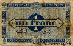 1 Franc ALGÉRIE  1944 P.037