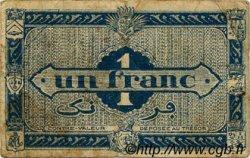 1 Franc ALGÉRIE  1944 P.101 B