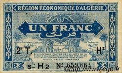 1 Franc ALGÉRIE  1944 P.101 TTB