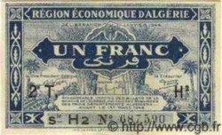 1 Franc ALGÉRIE  1944 P.101 SPL