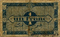 1 Franc ALGÉRIE  1944 P.101 B+