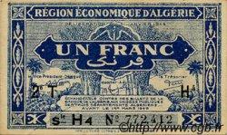 1 Franc ALGÉRIE  1944 P.101 SUP+