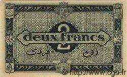 2 Francs ALGÉRIE  1944 P.038 pr.NEUF