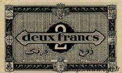 2 Francs ALGÉRIE  1944 P.038 SUP