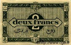 2 Francs ALGÉRIE  1944 P.038A pr.TTB