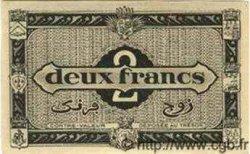 2 Francs ALGÉRIE  1944 P.038A NEUF