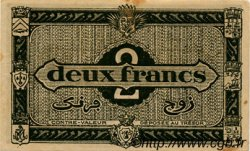 2 Francs ALGÉRIE  1944 P.099b TTB