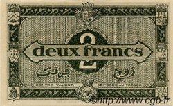 2 Francs ALGÉRIE  1944 P.038A pr.NEUF