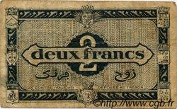 2 Francs ALGÉRIE  1944 P.102 B