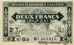 2 Francs ALGÉRIE  1944 P.039