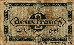 2 Francs ALGÉRIE  1944 P.039 B+