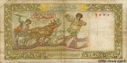 1000 Francs ALGÉRIE  1949 P.107a