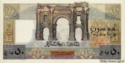 50 Nouveaux Francs ALGÉRIE  1959 P.120s SUP à SPL