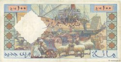 100 Nouveaux Francs ALGÉRIE  1959 P.121b pr.TTB